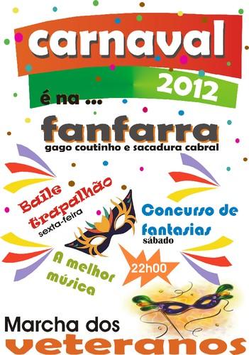 Carnaval dos Veteranos na Fanfarra!!!