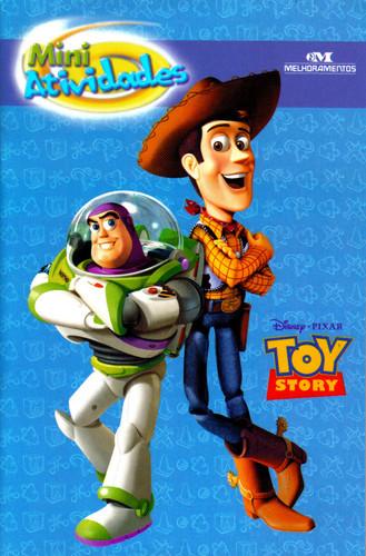 Mini Atividades Disney Toy Story
