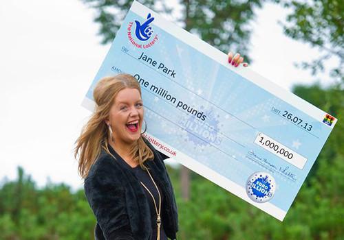 HD Vencedora de Euromilhões aplica dinheiro em in