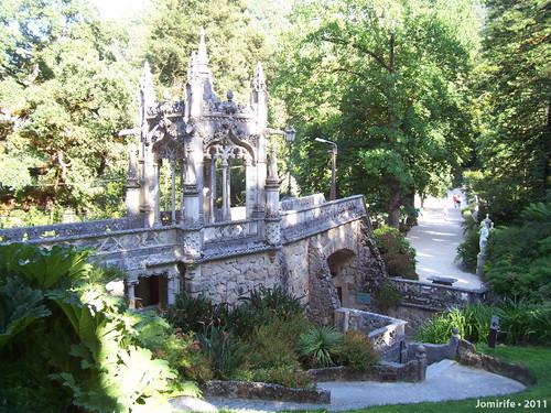 Sintra: Quinta da Regaleira - Entrada