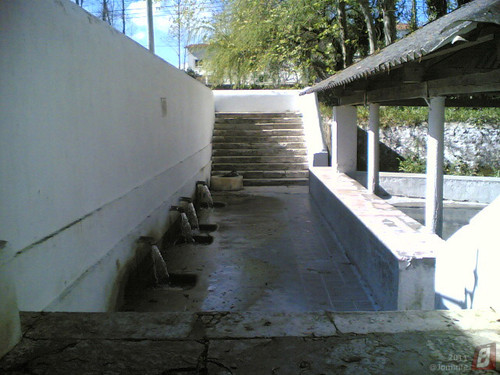 Fonte e parque de merendas de Maiorca