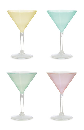 Kimball-9504001-4Pk Sugary Cocktail Glasses, Grade