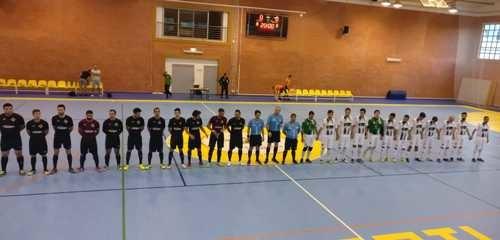 Pampilhosense - Ac. Gândaras 5ªJ DH Futsal 26-10