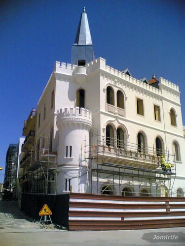 Castelo Eng. Silva (em recuperação)