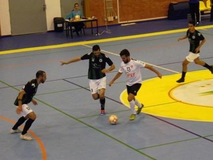 Pampilhosense - Lavos 23ªJ DH Futsal 09-03-19 3.J
