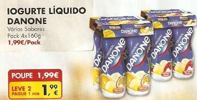 Acumulação | PINGO DOCE | com vales Danone, de 12 a 18 novembro