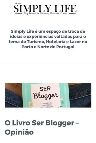 blog Simply Life