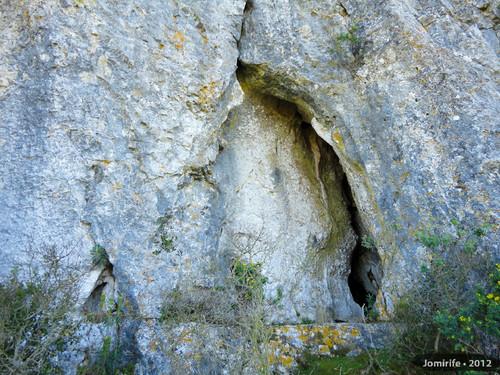 Serra de Sicó: Buraco na rocha