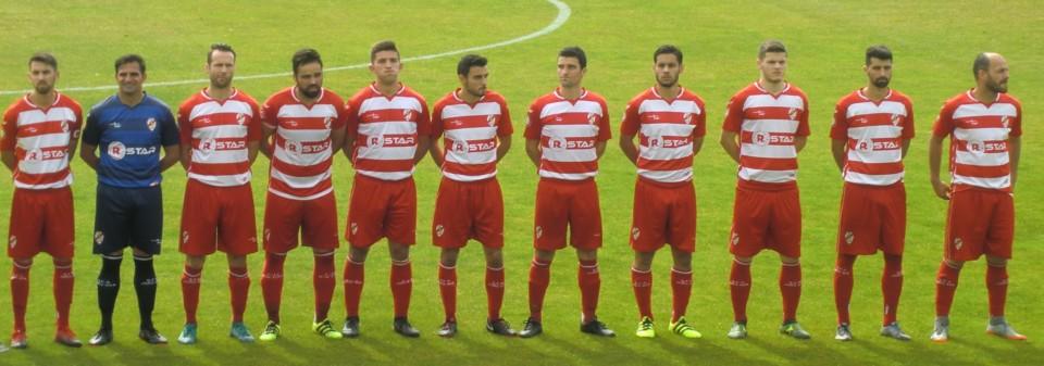Seniores SC S João de Ver 4 Alvarenga 0