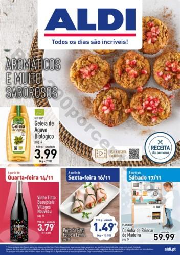 Antevisão Folheto ALDI Promoções a partir de 14