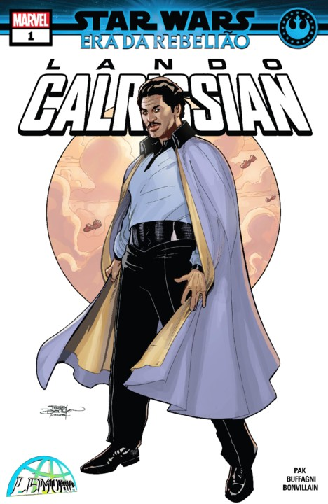 Star Wars - Age Of Rebellion - Lando Calrissian 00