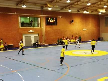 Pampilhosense - Prodema 4ªJ DH Futsal 13-10-18 2.