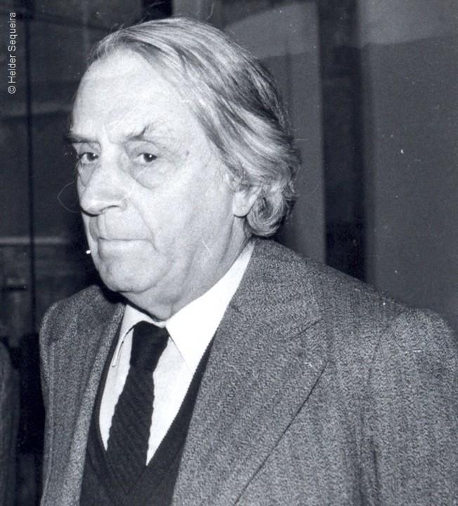 Vergílio Ferreira - escritor - Foto Helder Sequei