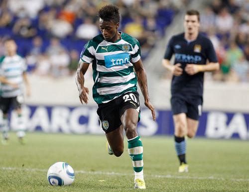 Yannick+Djalo+Manchester+City+v+Sporting+Lisbon+sH