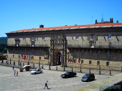 Santiago de Compostela (11) Mosteiro