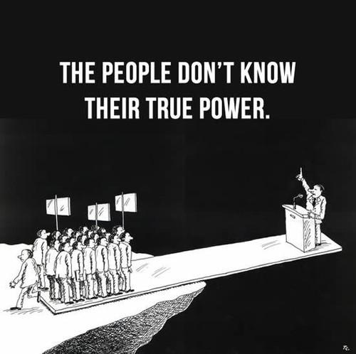 O verdadeiro poder