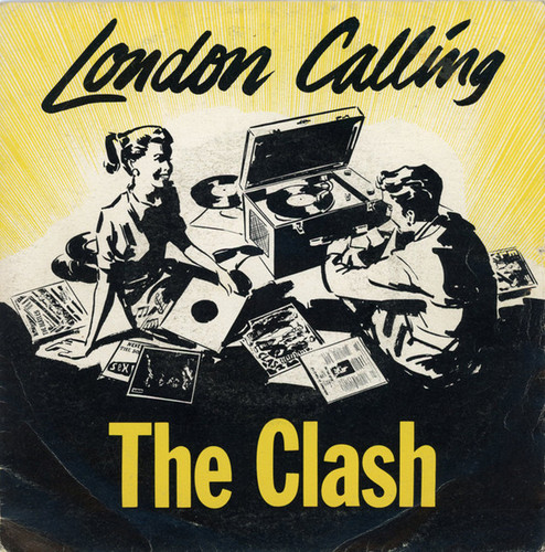 London Calling ~ The Clash.jpg