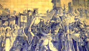 D. .João I, eleito rei de Portugal nas segundas C