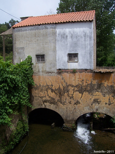 Moinho de água em Bouça (Coimbra)