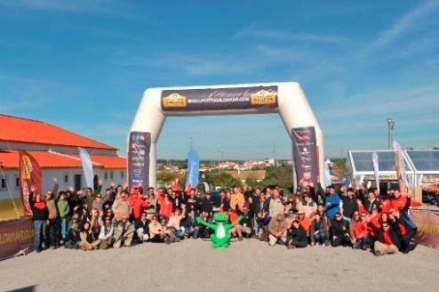 Grupo, 1ª edição do Portugal Dakar Challenge