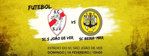 Seniores SJVer vs Beira Mar