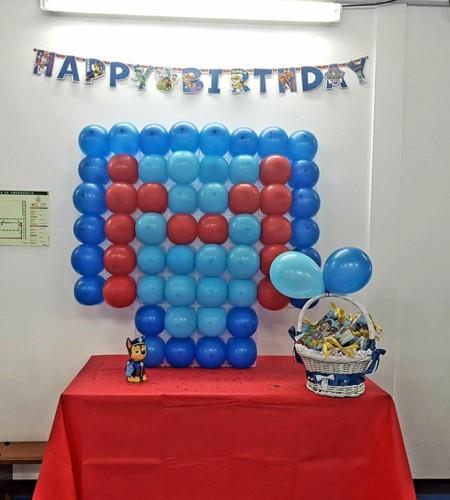 Festa Segundo Aniversário