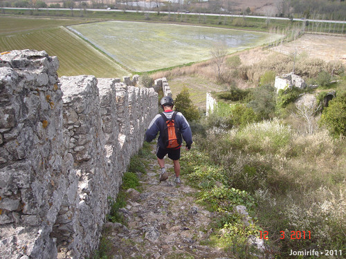 Geocaching pelo Castelo de Montemor-o-Velho