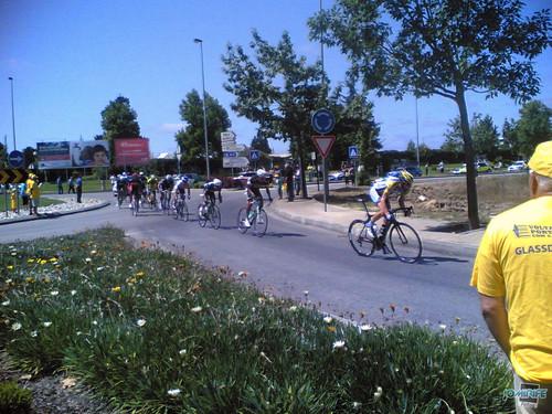 Volta a Portugal em Bicicleta 2012 Grupo da frente