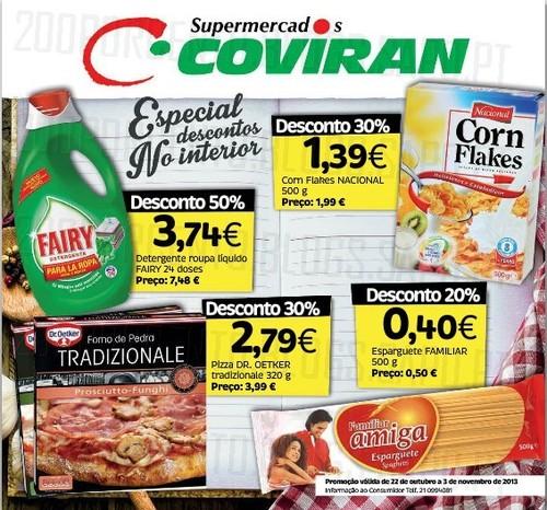 Novo Folheto   COVIRAN   Com Descontos 50%