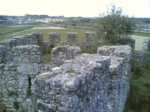 Castelo de Montemor-o-Velho: Torre Oeste