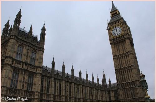 Big Ben-Houses of Parliament