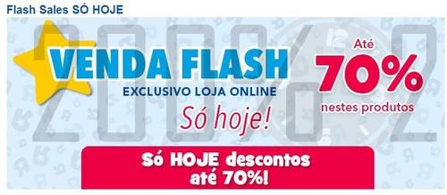 Flash Sales   TOYSRUS   só hoje, 1 abril, até 70% desconto