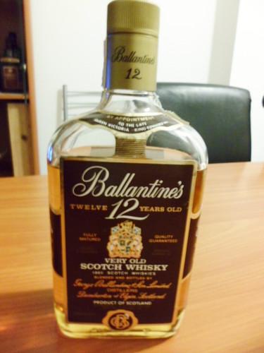 Ballantine's 12 Anos