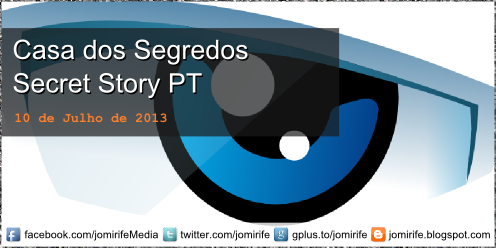 Blog Post: Casa dos Segredos 4 Secret Story PT
