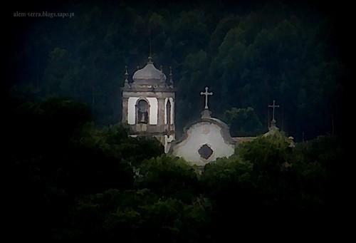 Igreja de São Martinho da Gandara, Oliveira de Azemeis, Aveiro
