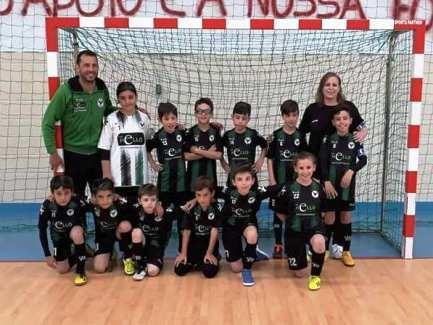 São João - Pampilhosense Final Taça AFC Benjami