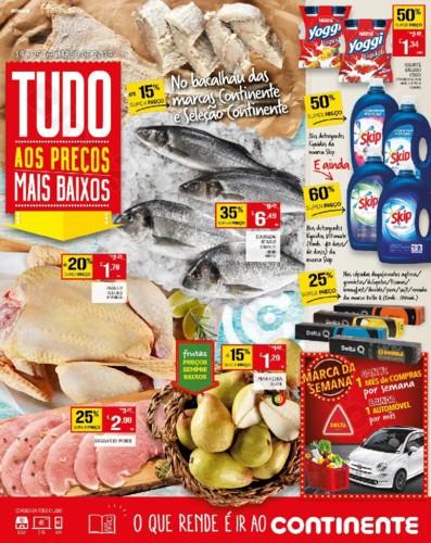 Antevisao Folheto CONTINENTE madeira Promoções d