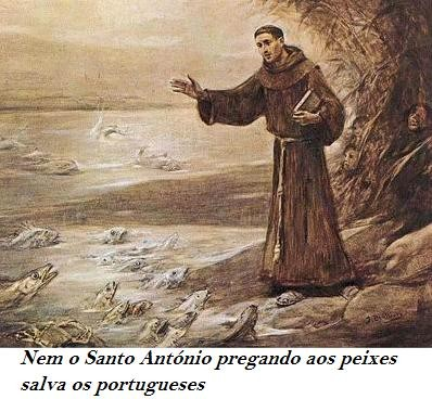 Santo António de Lisboa pregando aos peixes