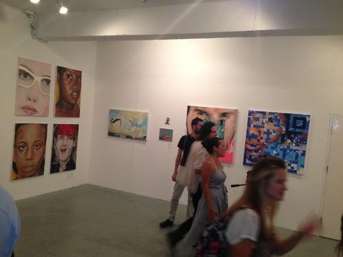 Galeria em Vyner Street