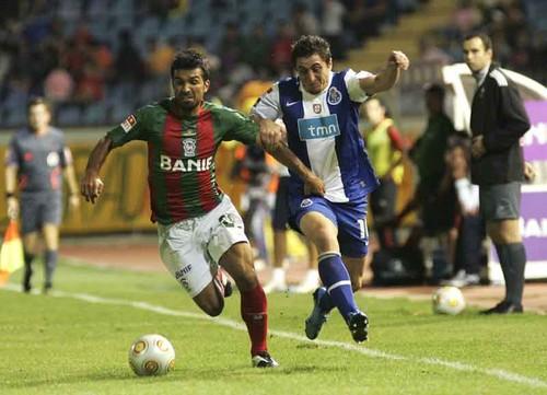 10ª J: Marítimo 1-0 FC Porto