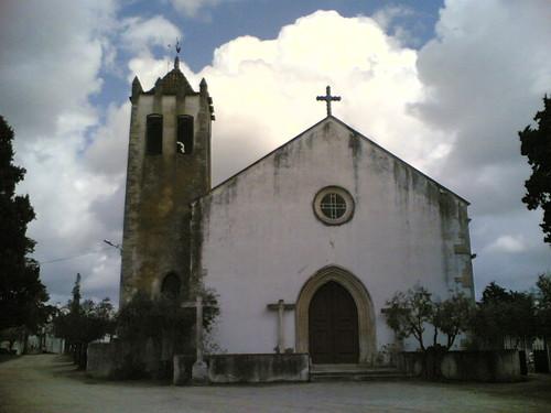 Igreja Matriz de Tentúgal: Frente