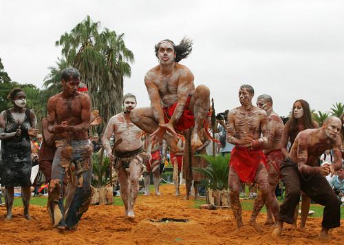 Aborígenes australianos