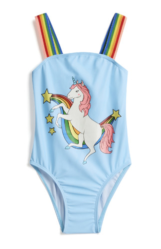 KIMBALL-02670MISSING-2G RAINBOW STRAP SWIMSUIT, GR