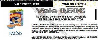 Acumulação L3P2 + vales CONTINENTE Cereais Nestlé