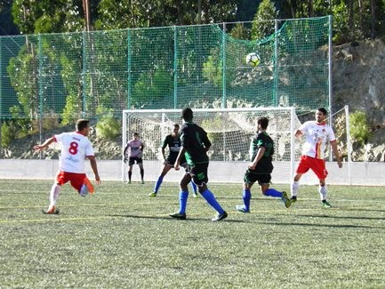 Pampilhosense - Condeixa I Eli Taça AFC 17-09-17