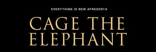 """Cage The Elephant, banda rock norte americana, sediada em Londres desde 2008, passa por Portugal para um concerto em nome próprio, dia 06 de fevereiro no Hard Club, no Porto. Na bagagem o grupo traz quatro aclamados discos de originais, com destaque para """"Tell Me I'm Pretty"""", editado no passado mês de dezembro."""