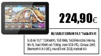BQ TabletEdison 1'.1