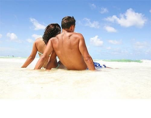 felicidade amor casal férias