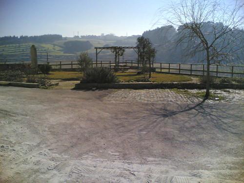 Outeiro da Moura: Jardim
