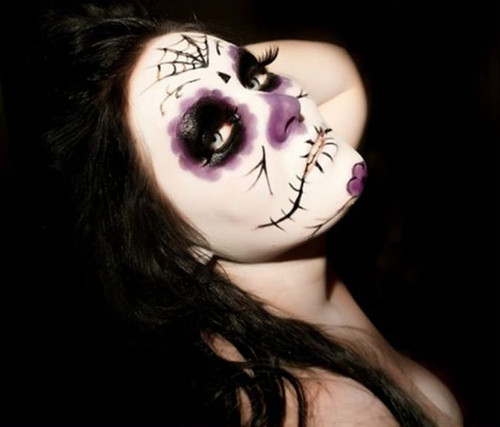 Make up not only - Pinturas para halloween ...